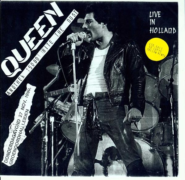 Leiden Holland 1980